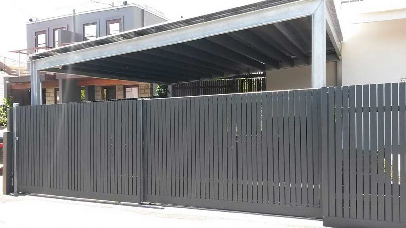 security gates melbourne australiana gates and fencing