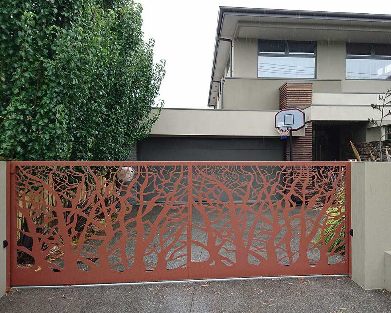 Residential Gates And Fences Australiana Gates And Fences