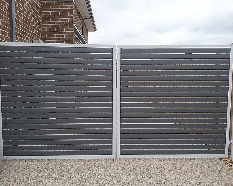 Fence Colours