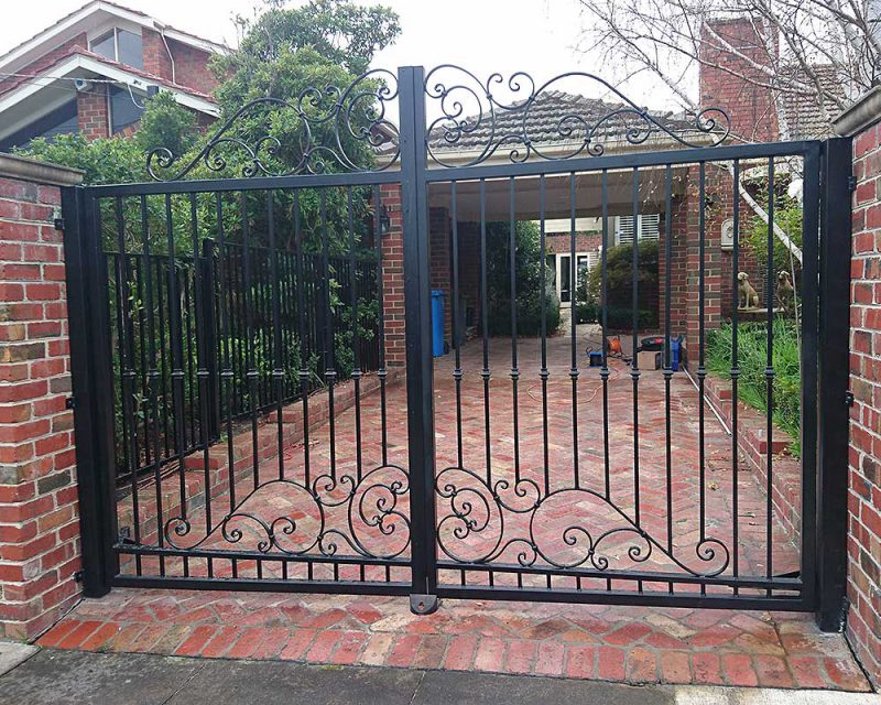 Melbourne Gates And Fence Maker Australiana Gates And Fences